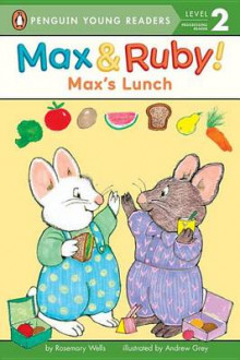 Max's Lunch av Rosemary Wells (Innbundet)