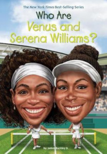 Who are Venus and Serena Williams av James Buckley (Heftet)