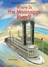 Omslag - Where Is the Mississippi River?