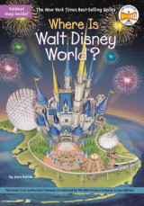 Omslag - Where Is Walt Disney World?