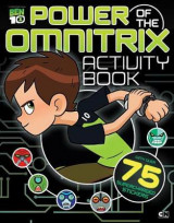 Omslag - Power of the Omnitrix Activity Book