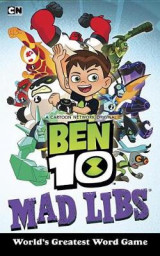 Omslag - Ben 10 Mad Libs