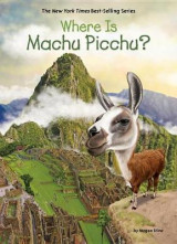 Omslag - Where Is Machu Picchu?