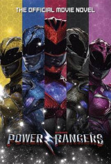 Omslag - Power Rangers: The Official Movie Novel