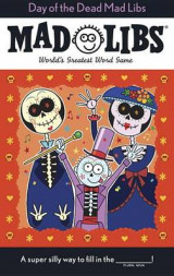 Omslag - Day of the Dead Mad Libs