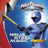 Omslag - Ninja Steel Magic