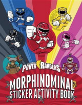 Omslag - Morphinominal Sticker Activity Book
