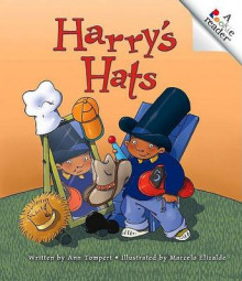 Harry's Hats av Ann Tompert (Heftet)