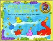 Five Little Ducks av Raffi (Heftet)