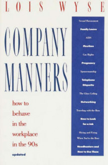 How to Behave in the Workplace in Th av Company Manners (Heftet)