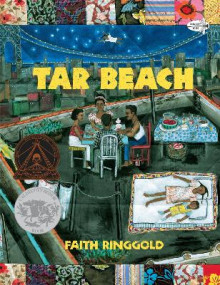Tar Beach av Faith Ringgold (Heftet)