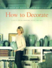 How to Decorate av Martha Stewart Living Magazine (Heftet)