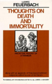 Thoughts on Death and Immortality av Ludwig Feuerbach (Heftet)