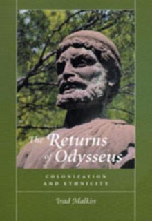 The Returns of Odysseus av Irad Malkin (Innbundet)