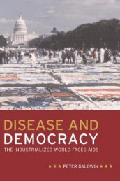 Disease and Democracy av Peter Baldwin (Heftet)