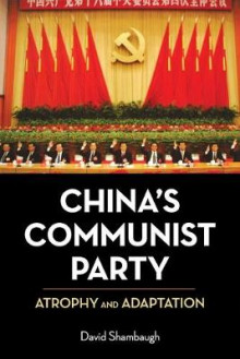 China's Communist Party av David Shambaugh (Heftet)