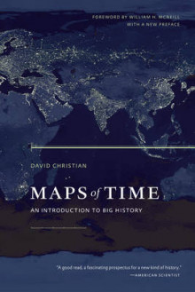 Maps of Time av David Christian (Heftet)