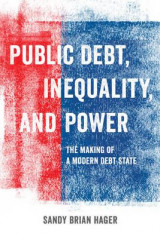 Omslag - Public Debt, Inequality, and Power