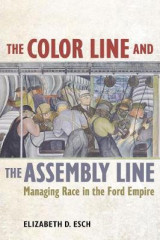 Omslag - The Color Line and the Assembly Line