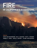 Omslag - Fire in California's Ecosystems