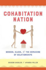 Omslag - Cohabitation Nation