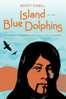 Island of the Blue Dolphins av Scott O'Dell (Innbundet)