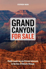 Omslag - Grand Canyon For Sale