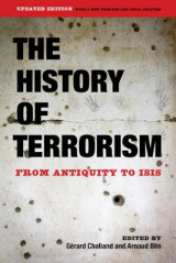 Omslag - The History of Terrorism