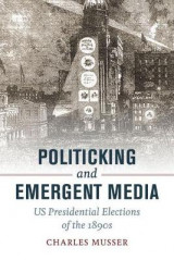 Omslag - Politicking and Emergent Media