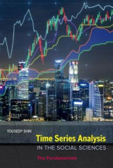 Omslag - Time Series Analysis in the Social Sciences