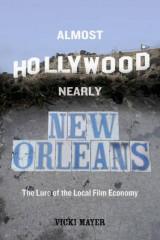 Omslag - Almost Hollywood, Nearly New Orleans