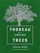 Omslag - Thoreau and the Language of Trees