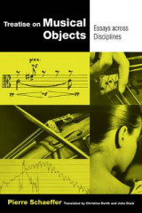 Omslag - Treatise on Musical Objects