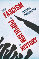 Omslag - From Fascism to Populism in History