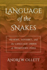 Omslag - Language of the Snakes
