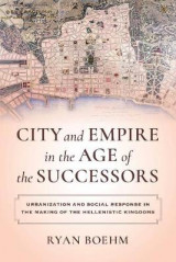 Omslag - City and Empire in the Age of the Successors
