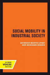 Omslag - Social Mobility in Industrial Society
