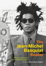 Omslag - The Jean-Michel Basquiat Reader