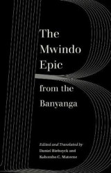 Omslag - The Mwindo Epic from the Banyanga