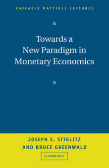 Towards a New Paradigm in Monetary Economics av Joseph E. Stiglitz og Bruce C. N. Greenwald (Heftet)
