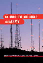 Cylindrical Antennas and Arrays av George J. Fikioris, Ronold W. P. King og Richard B. Mack (Heftet)