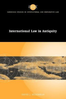 International Law in Antiquity av David J. Bederman (Heftet)