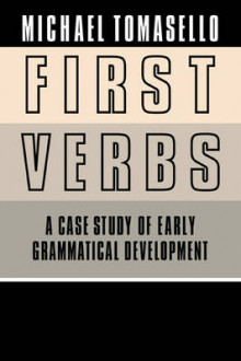 First Verbs av Michael Tomasello (Heftet)
