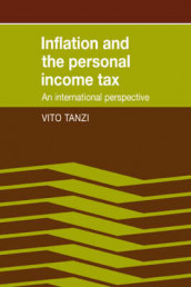 Inflation and the Personal Income Tax av Vito Tanzi (Heftet)
