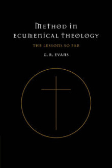 Method in Ecumenical Theology av Gillian R. Evans (Heftet)