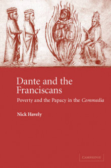 Dante and the Franciscans av Nick Havely (Heftet)