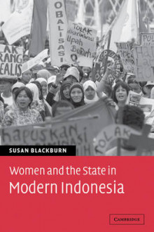 Women and the State in Modern Indonesia av Susan Blackburn (Heftet)