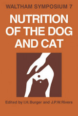 Omslag - Nutrition of the Dog and Cat