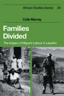 Families Divided av Colin Murray (Heftet)