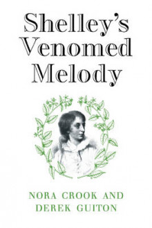 Shelley's Venomed Melody av Nora Crook og Derek Guiton (Heftet)
